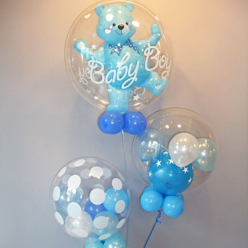 電報 『○Bubble bear boy○』