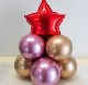 バルーンオブジェ クリスマスB
