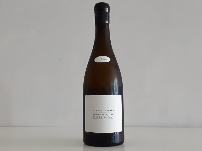 クロード・リフォー サンセール モノパーセル469 ブラン 2018年 ロワール 750ml フランス ロワール 白ワイン オーガニック