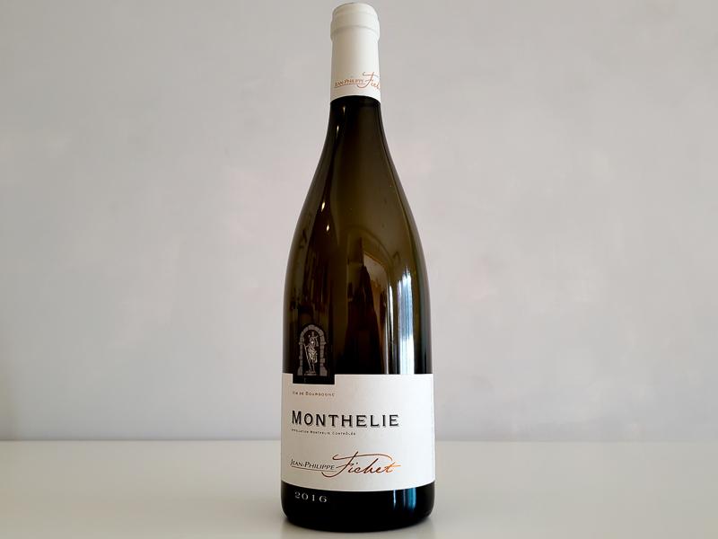 2016年 モンテリー・ブラン ジャン・フィリップ=フィシェ 750ml フランス ブルゴーニュ 白ワイン