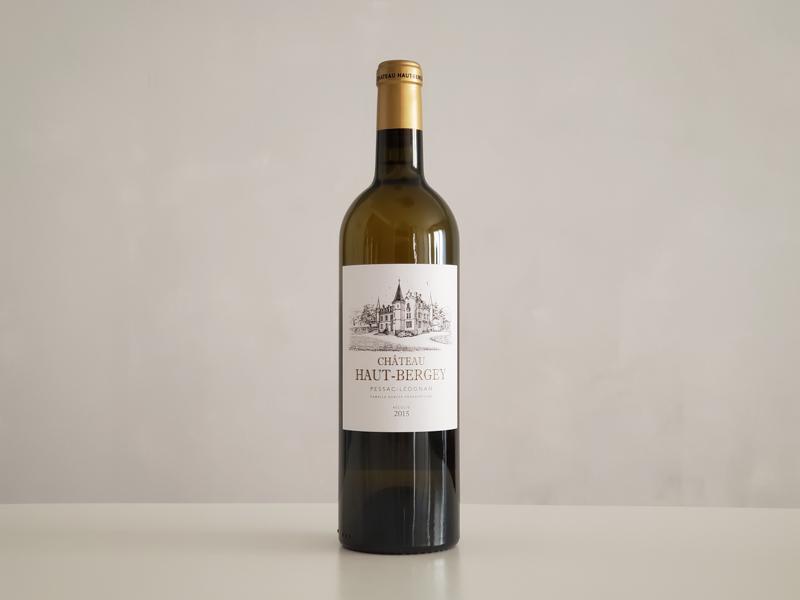 2015年 シャトー・オー=ベルジェ ブラン 750ml フランス ボルドー ペサック・レオニャン 白ワイン