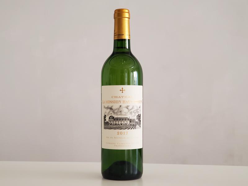 2017年 シャトー・ラ・ミッション・オーブリオン ブラン 750ml フランス ボルドー ペサック・レオニャン 白ワイン