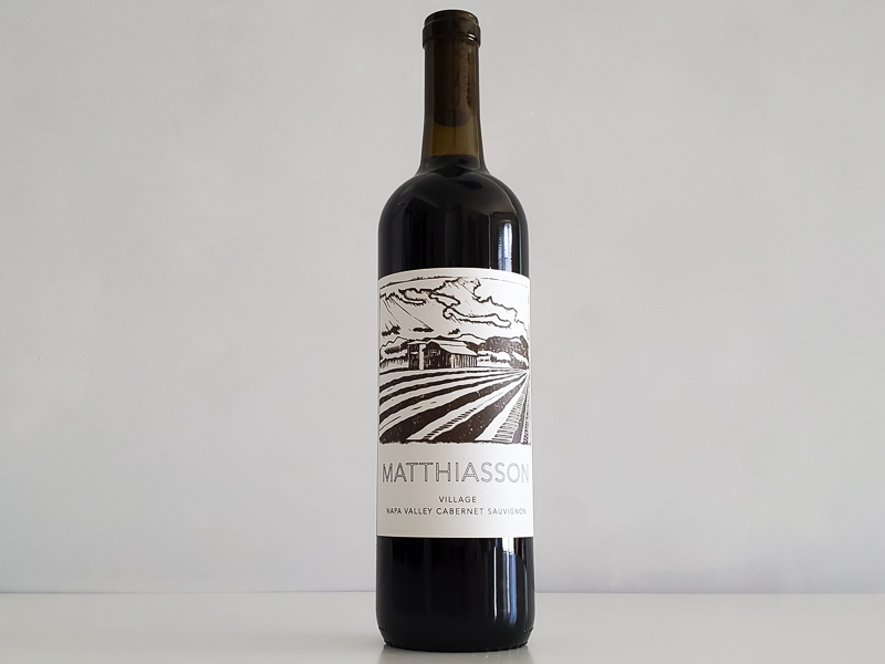 N.V. カベルネ・ソーヴィニョン ヴィレッジ No.1 ナパ・ヴァレー マサイアソン 750ml アメリカ カリフォルニア ノース・コースト 赤ワイン