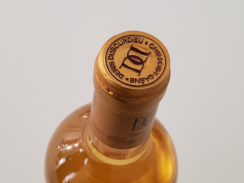 2016年 シャトー・ドワジ・デーヌ 750ml フランス ボルドー バルサック 甘口・白ワイン