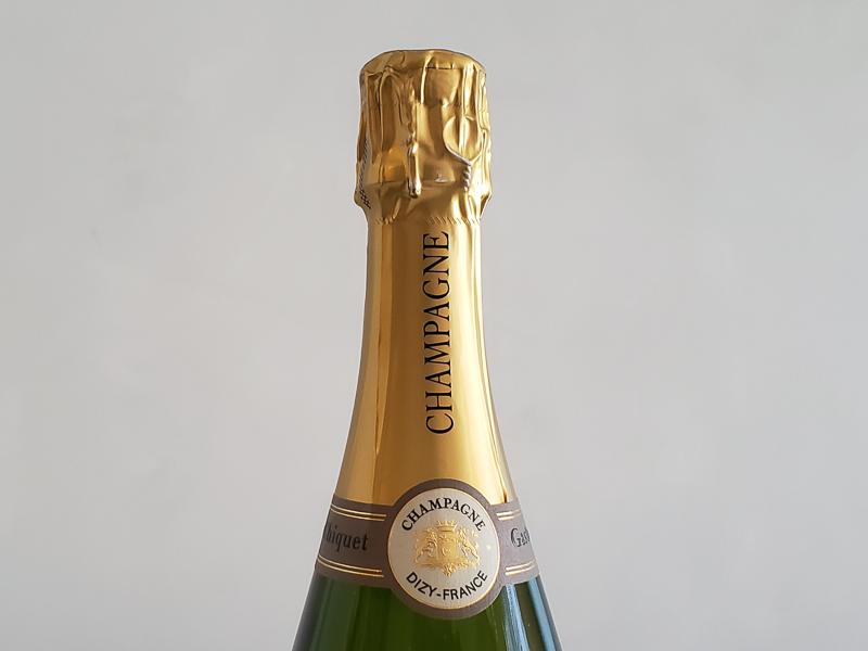 ガストン・シケ ブリュット・トラディシオン プルミエ・クリュ S.A. シャンパーニュ 750ml フランス ヴァレ・ド・ラ・マルヌ スパークリングワイン