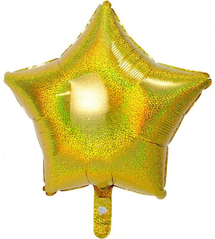 2連きらきらゴールドスターとシャンパンバルーンでお祝い!ラッピングバルーン【お祝いやパーティーのバルーン電報・装飾】