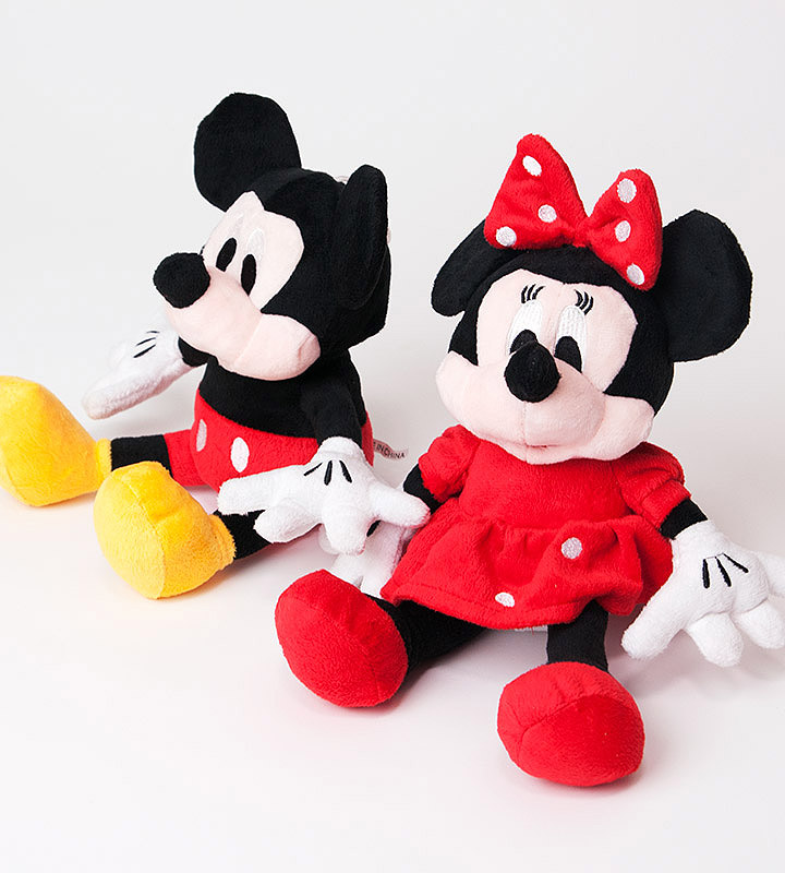 ラッピングバルーン♪ミッキー&ミニー♪【お祝いやパーティーのバルーン電報・装飾】