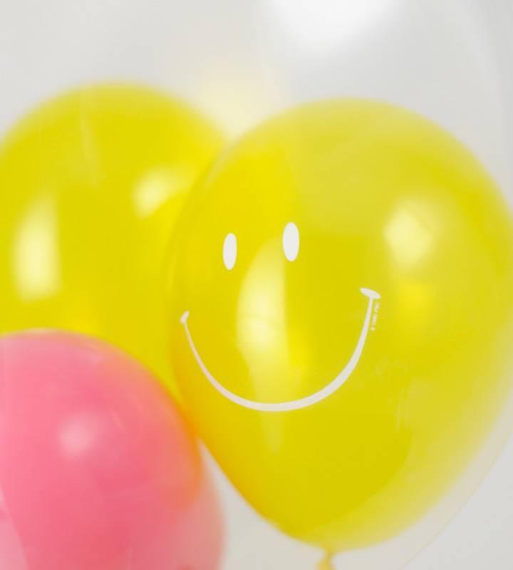 ぷちハート&スマイルのファーストバースデー【1才の誕生日のバルーン電報・男の子】