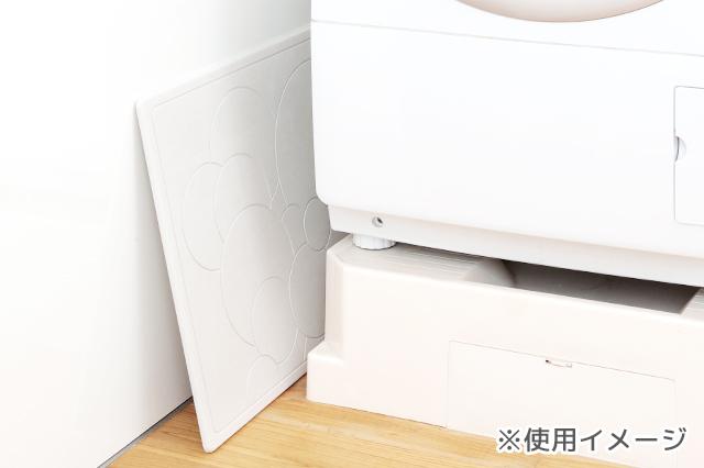 【公式サイト限定購入特典付き】 なのらぼ 足快バスマット レギュラー アジロ nanobath
