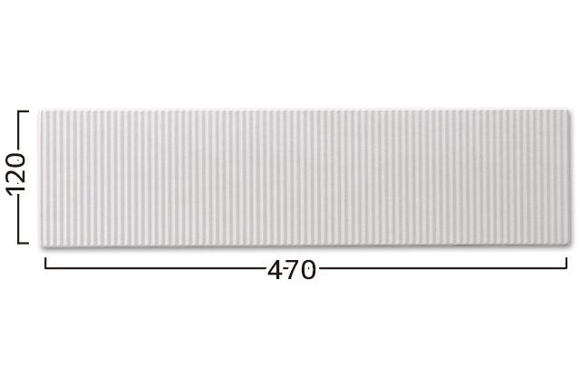 【公式サイト限定購入特典付き】 なのらぼ ドライングプレート スリム <Mサイズ> 【12cm×47cm】 nanokit (JAN:4589579840904)
