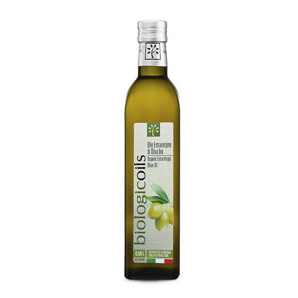 イタリア産エキストラヴァージンオリーブオイル(有機食用オリーブ油) 750ml 有機JAS認証 国際規格HACCP認証 香料・酸化防止剤・保存料などの添加物一切なし