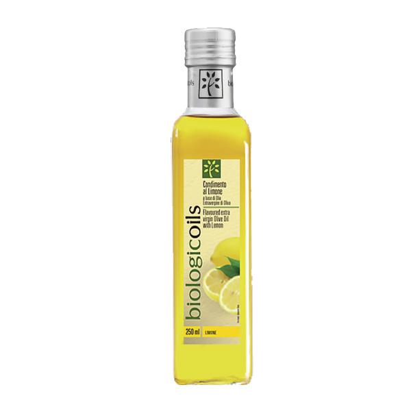 有機エキストラヴァージンオリーブオイル レモン229g(250ml)有機JAS認証 香料・酸化防止剤・保存料などの添加物一切なし オーガニック