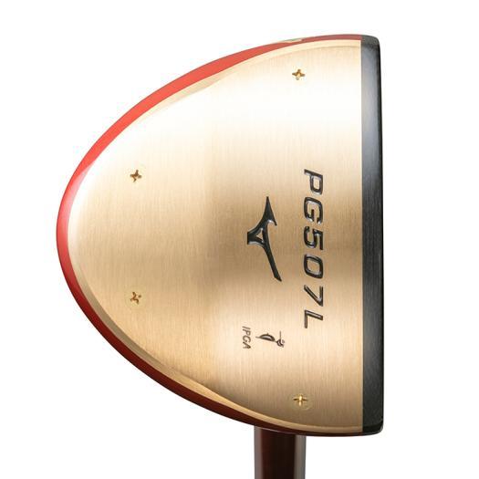 ミズノ PG-507L:右打者用:ワインレッド(83cm・ライトモデル) (パークゴルフ用品)