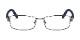 【レイバン正規商品販売店】 RayBan メガネ フレーム RX8726D 1000 ガンメタル 55ミリ 2015