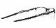 オークリー OAKLEY Wire Tap 2.0 RX メガネフレーム OX5152-0356 56mm サテンライトスチール 正規商品販売店