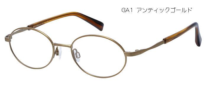 ニューヨーカー NEWYOKER メガネフレーム NY6222 GA1 SA1 47 49 オーバル
