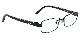 【レイバン正規商品販売店】 RayBan メガネ フレーム RX8726D 1017 ブラック 55ミリ 2015