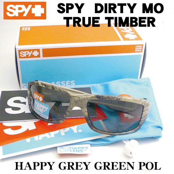 スパイ【SPY-DIRTY MO】サングラス DIRTY MO TRUE TIMBER 偏光