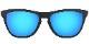 オークリー OAKLEY FROGSKINS(A) マットブラック/プリズムサファイヤ OO9245-6154 54mm サングラス 正規商品販売店
