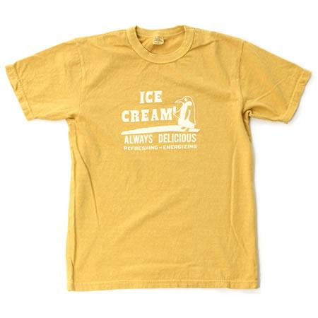ICE CREAM Tシャツ(全2色)