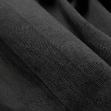 ムラサテンワークシャツ オリーブ