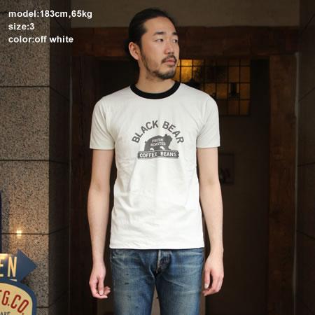 BLACKBEAR リバーシブルTシャツ