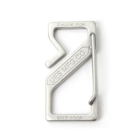 真鍮Zフック(全2色)
