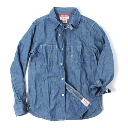 ワークシャツ(全3色)