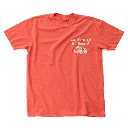 SURF BOARD Tシャツ(全4色)
