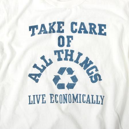 LIVE ECO Tシャツ(全2色)