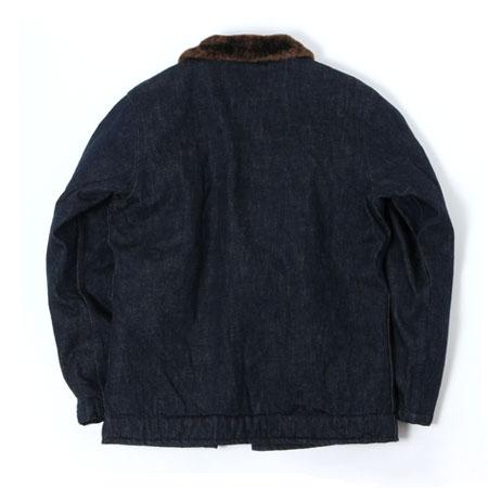 デッキジャケット デニム