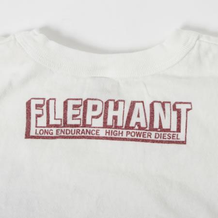 ELEPHANT Tシャツ(全2色)