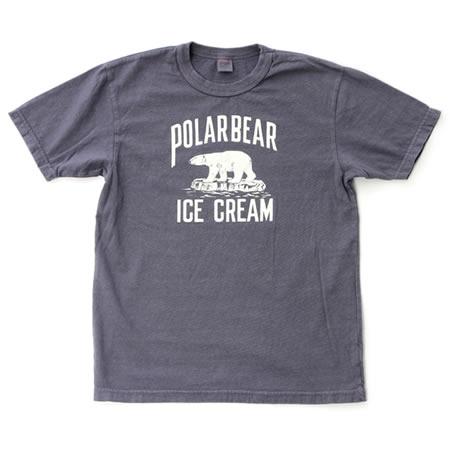 POLAR BEAR Tシャツ(全3色)