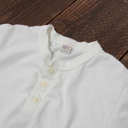 ラマヤーナ ヘンリーネックTシャツ(全4色)