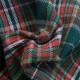 先染ヘビーネルシャツ グリーン