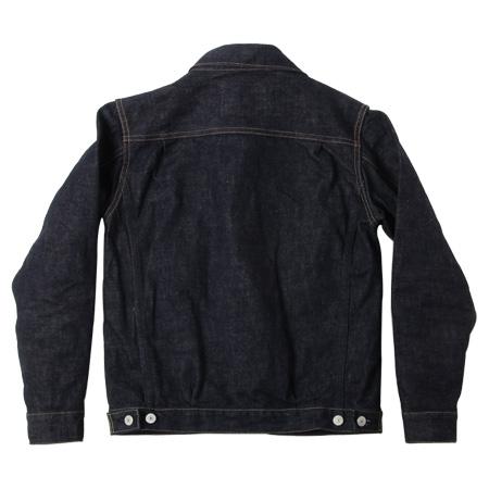 2nd デニムジャケット