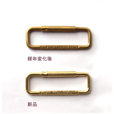 真鍮O型リング