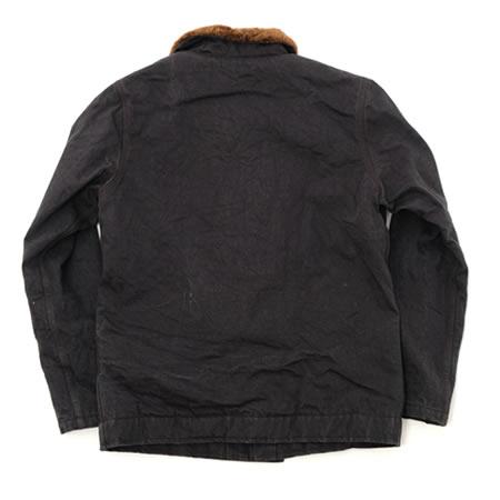 デッキジャケット ブラック