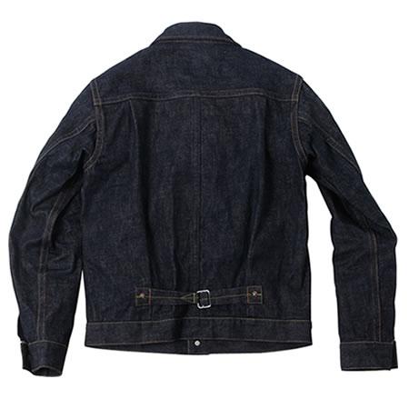 1st デニムジャケット