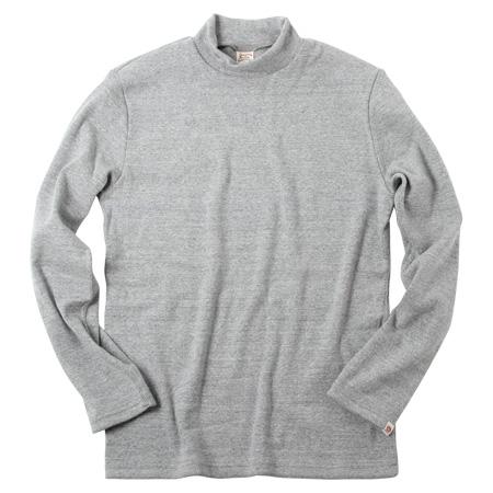 モックネックTシャツ(全4色)