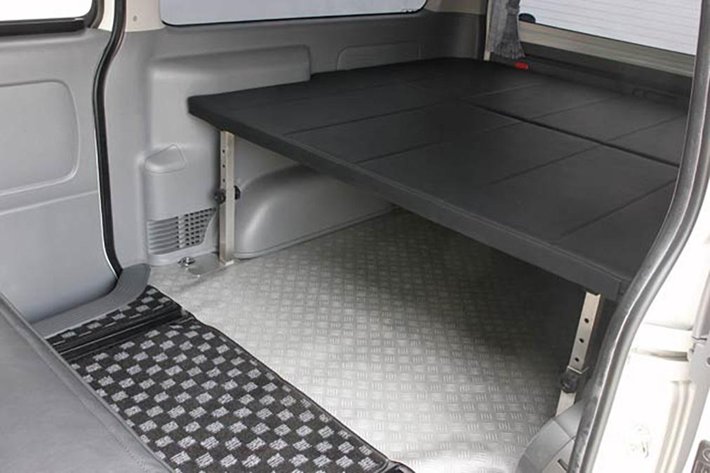 ハイエース 200系<br>セカンドシートロングスライドレール