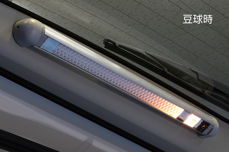 ハイエース 200系<br>LEDターンランプ