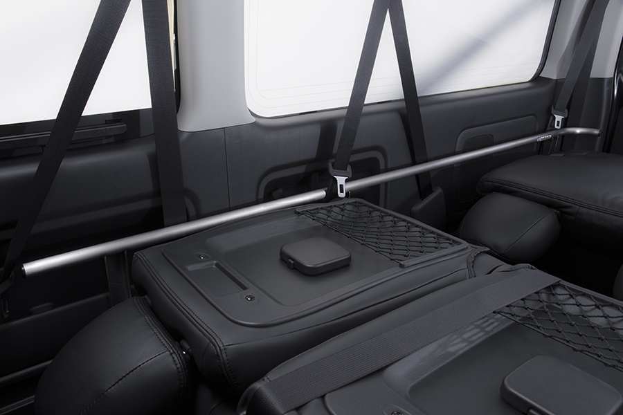 ハイエース 200系 2型~6型 ワゴンGL用<br>マルチウェイ ワゴンベッドキット
