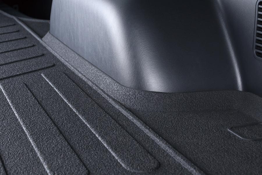 ハイエース200系 3Dラバーカーゴマット
