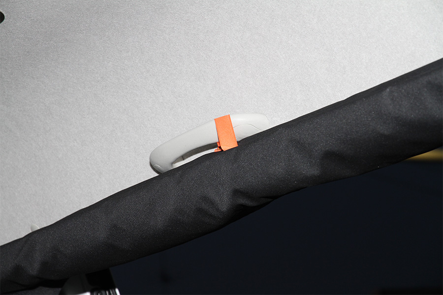 NV350キャラバン プレミアムGX用 虫除け 防虫ネット