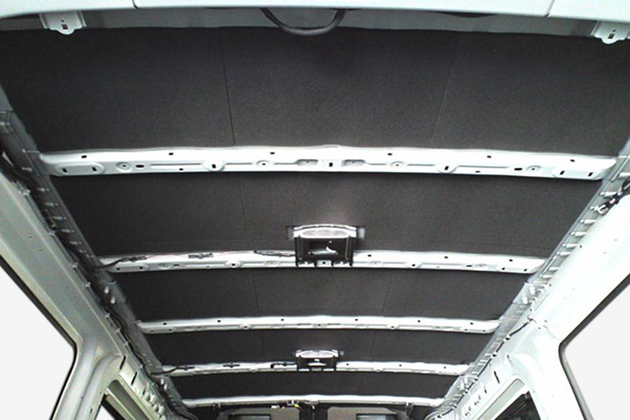 NV350 キャラバン フェリソニ防音材<br>ルーフパネル 標準ルーフ用 / リアタイヤハウス