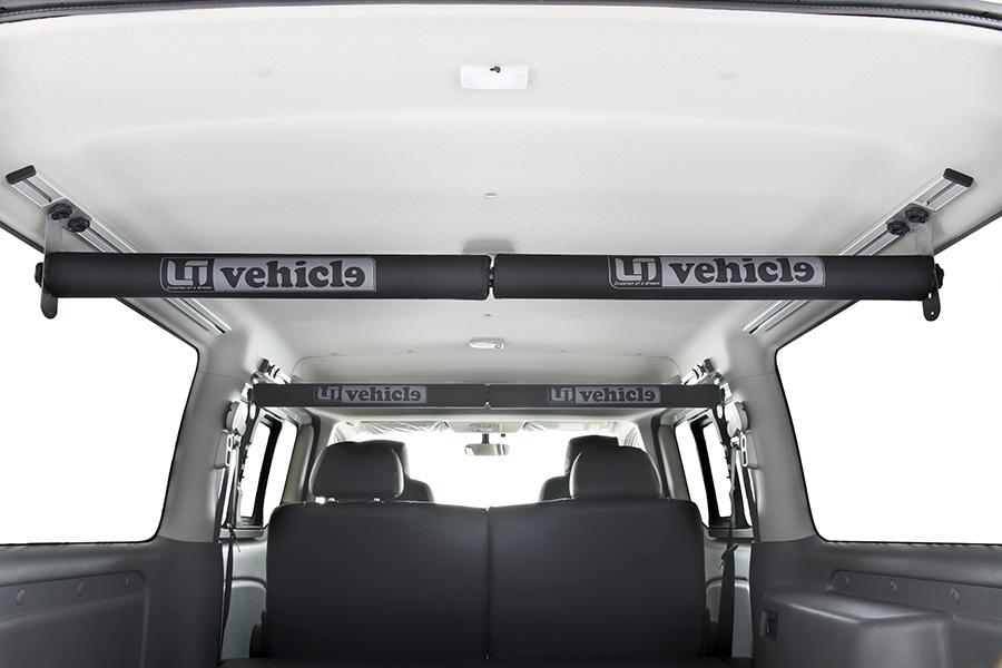NV350 キャラバン用<br>スライドルームキャリア