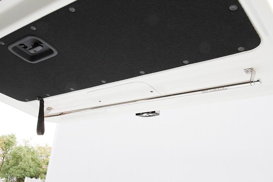 NV350 キャラバン用<br>ハンガーレール