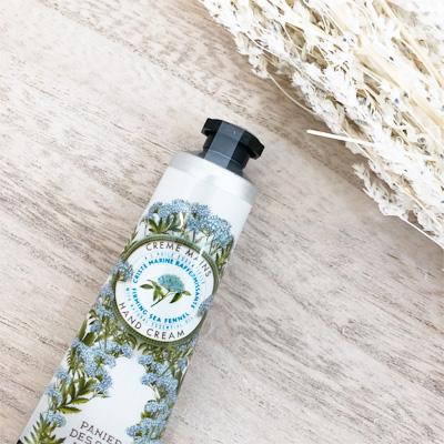 フランス製パニエデサンスハンドクリーム・シーフェンネル【Panier des Sens】乾燥・保湿に。プチプラギフトにおすすめ