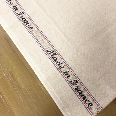 リネンとコットンのフランス製ティータオル・シャルベエディション|made in france 【フランス直輸入】キッチンクロス・水切りに<可愛いフランス雑貨>【CHARVET EDITIONS】